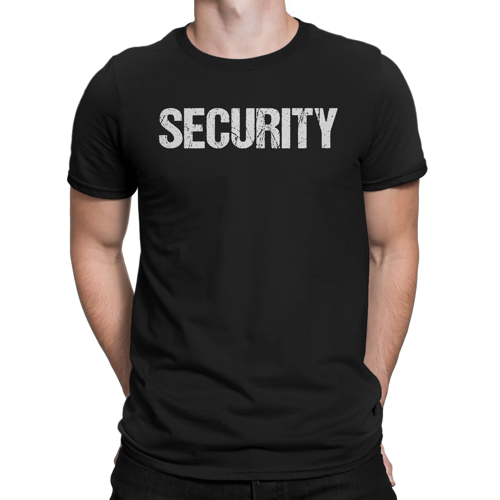 Security Tee Shirts Sale 50% coupon Amazon Prime Deal