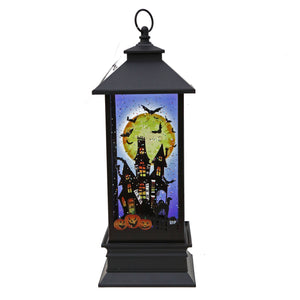 HAUNTED HOUSE WATER LANTERN