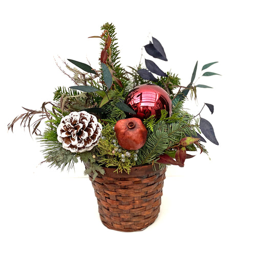 HOLIDAY PLANTER SMALL