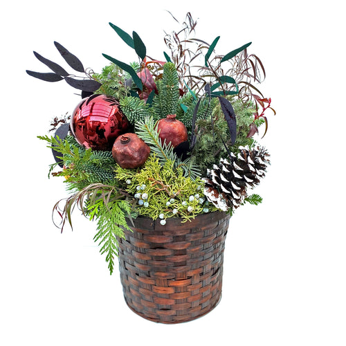 HOLIDAY PLANTER MEDIUM
