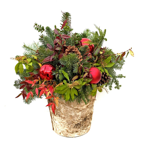 HOLIDAY PLANTER LARGE