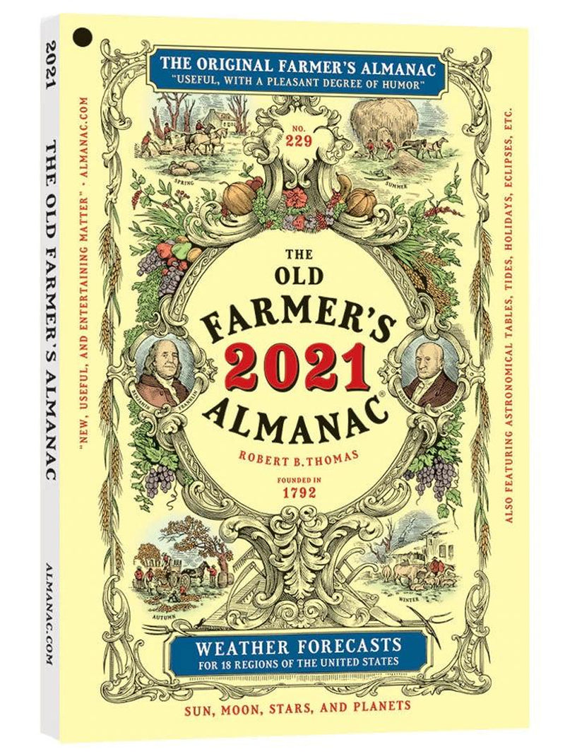 2021 Old Farmer's Almanac
