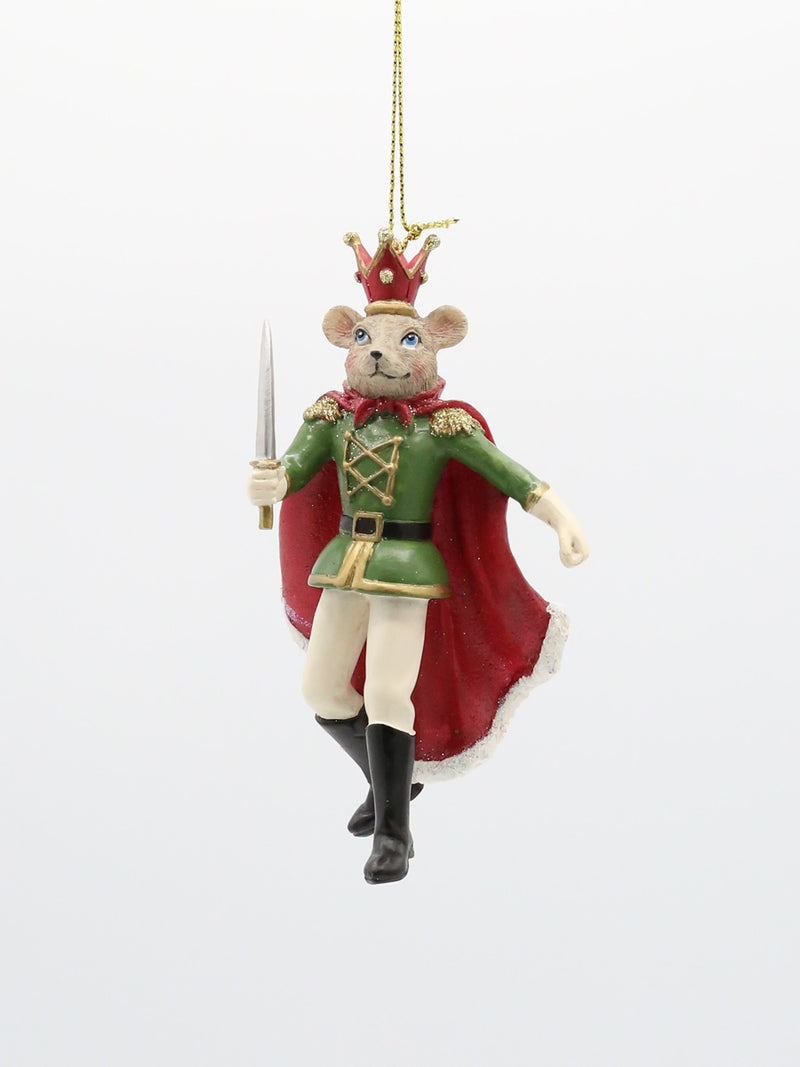 Rat King Ornament
