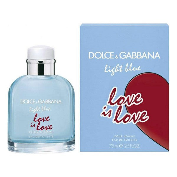 Herrenparfum Light Blue Love Is Love Dolce & Gabbana EDT