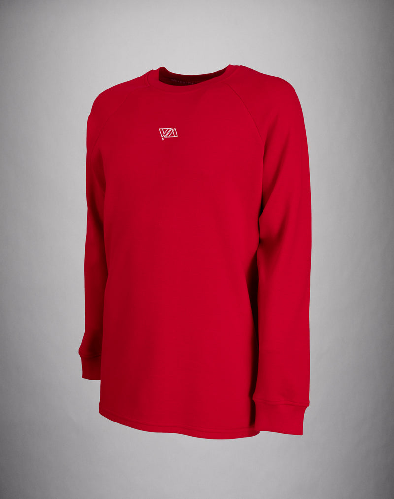 Polo Red Sweater