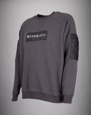 Gray Targa Sweater