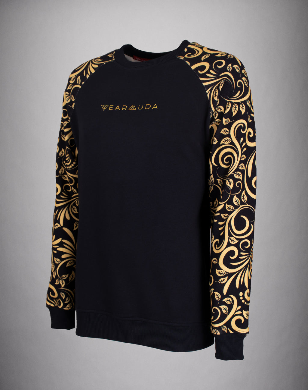 Hermeias Gold Sweater