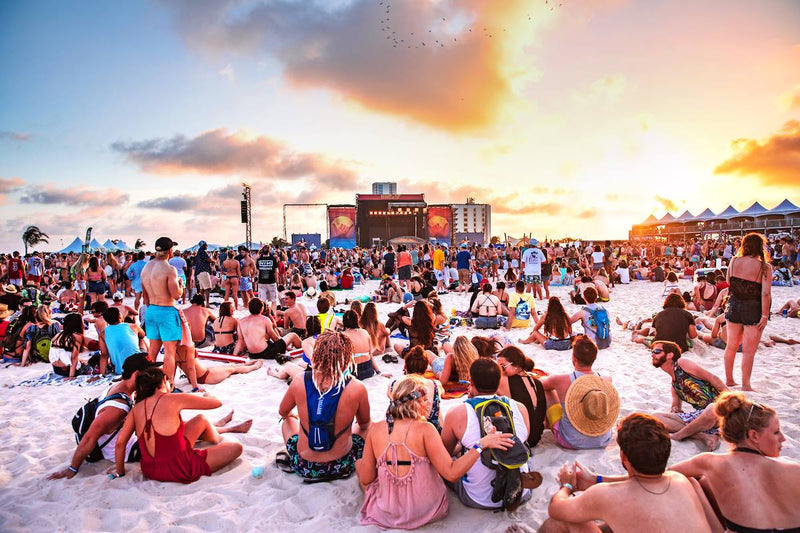 Music Festivals - Jetsetter Report - White Girl Sunscreen - Babe Label - Shop The World's Most Coveted Beauty Products