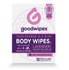 BODY WIPES FOR GALS - LAVENDER - 10CT SINGLES