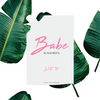 Babe Sunscreen SPF 30