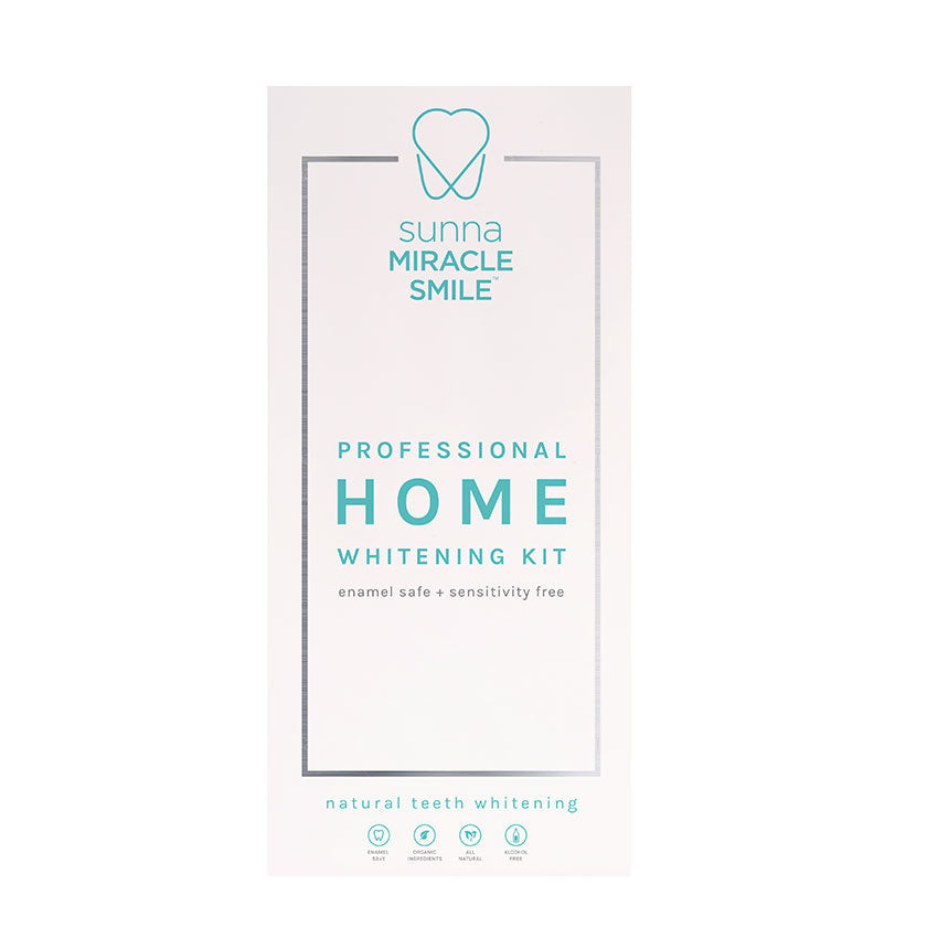 SunnaSmile Whitening + Aftercare Gel