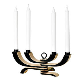 Design House Stockholm 4 arm candle holder