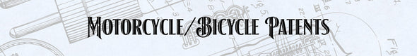 Motorcycle/Bicycle Patents