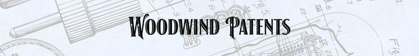 Woodwind Patent Prints