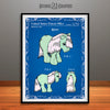 My Little Pony - Minty - Colorized Patent Print, Kids Décor