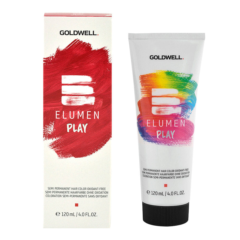 Goldwell Elumen Play - Red 120ml