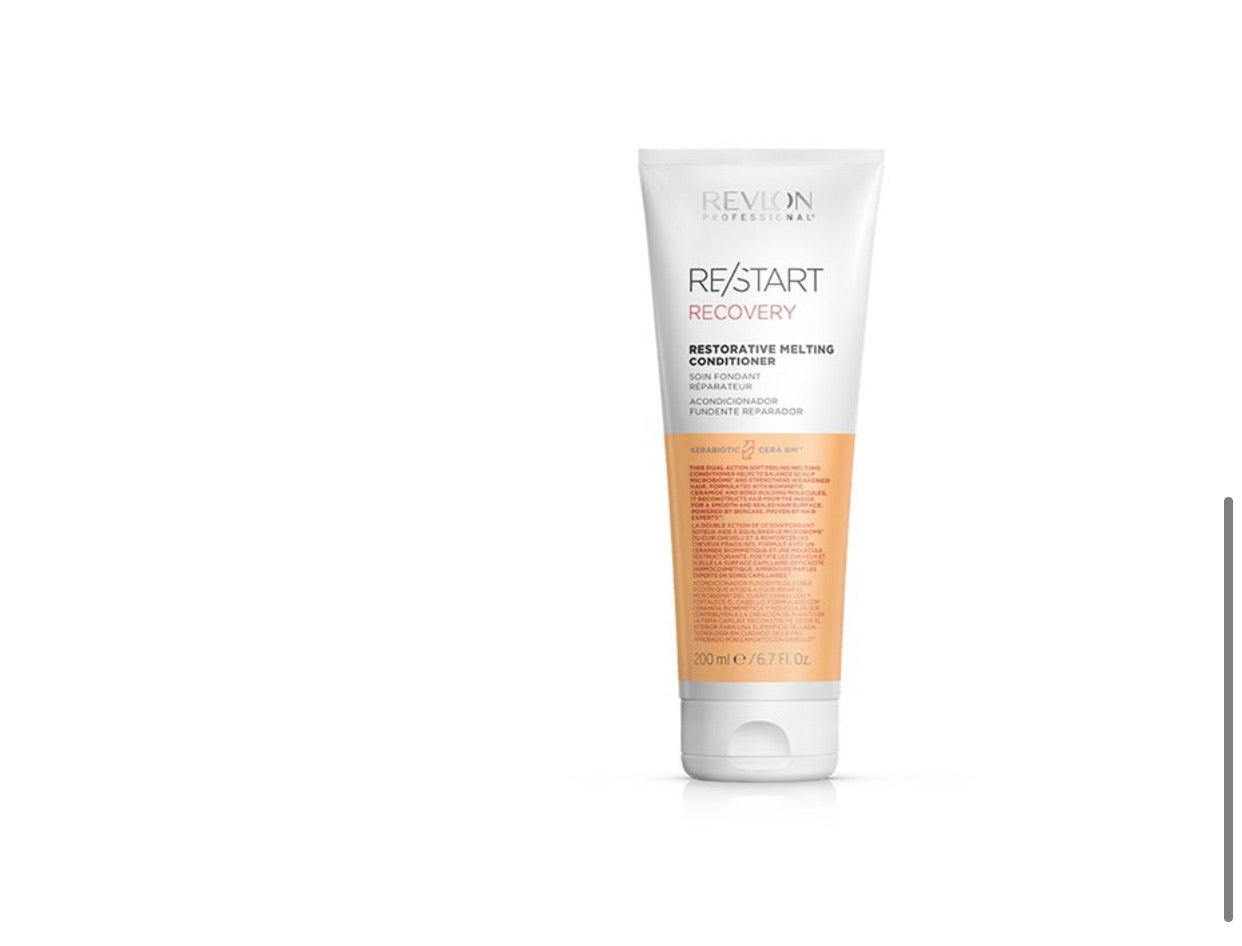 Revlon restart RESTORATIVE MELTING CONDITIONER
