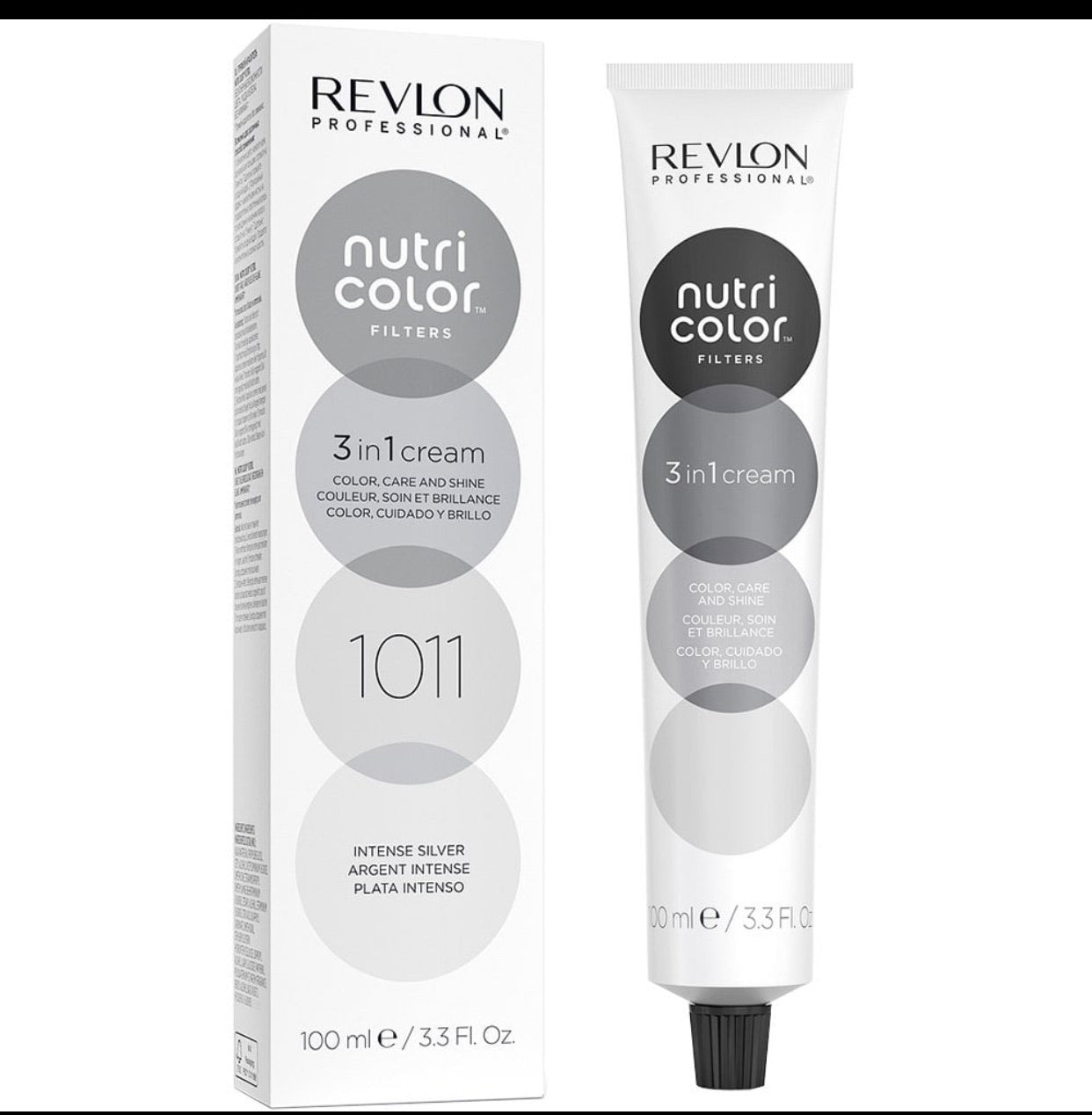 Revlon Nutri Color - Intense Silver 1011