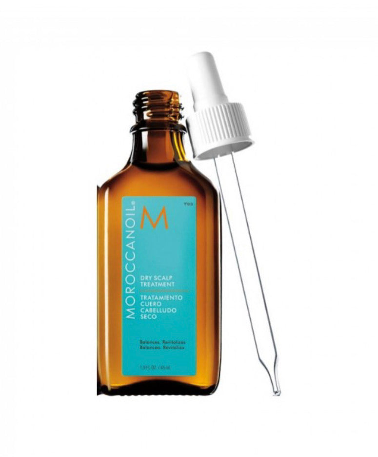 Moroccanoil dry scalp oil