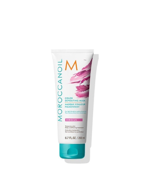 Moroccanoil Colour Depositing Mask - Hibicus 200ml