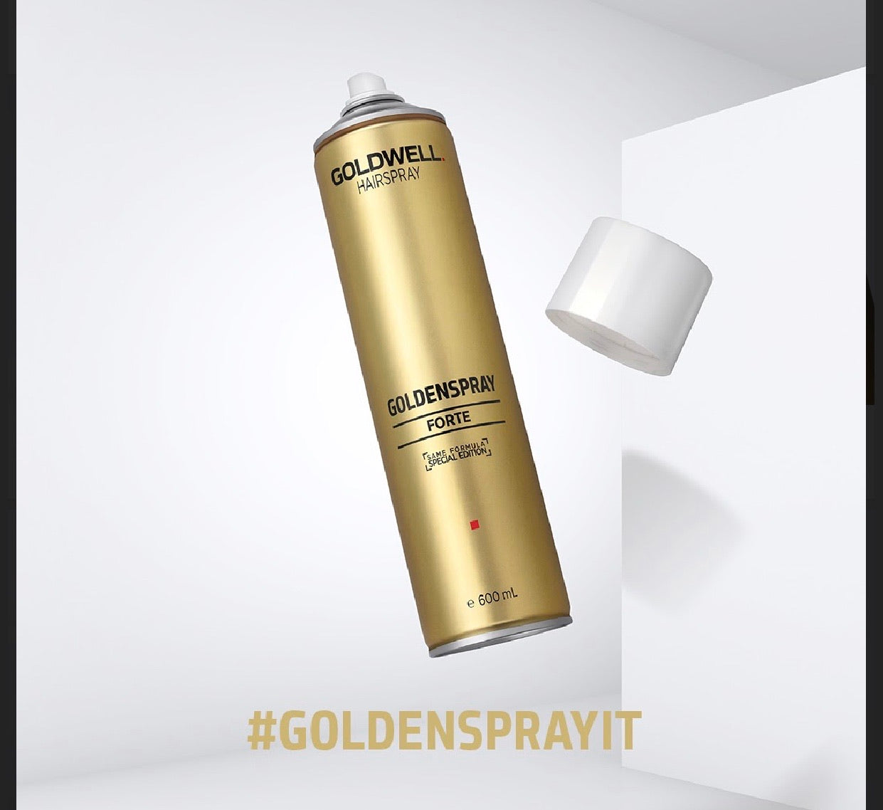 Goldwell Goldenspray Hairspray 600ml