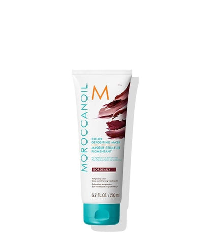 Moroccanoil Colour Depositing Mask - Bordeaux 200ml