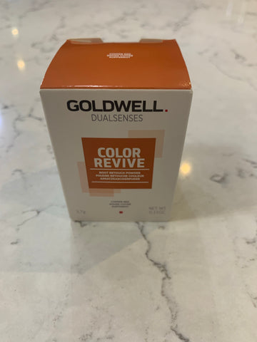 Goldwell colour powder copper/ red