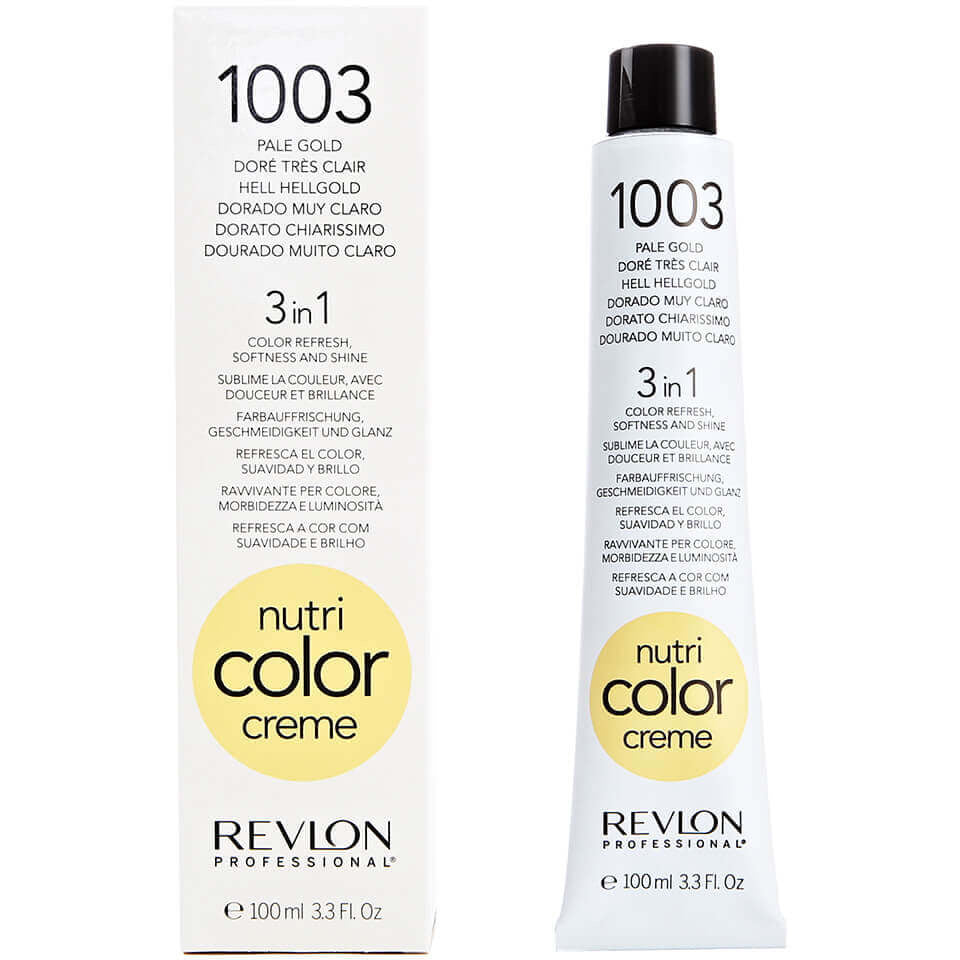 Revlon colour creme 1003 golden blonde