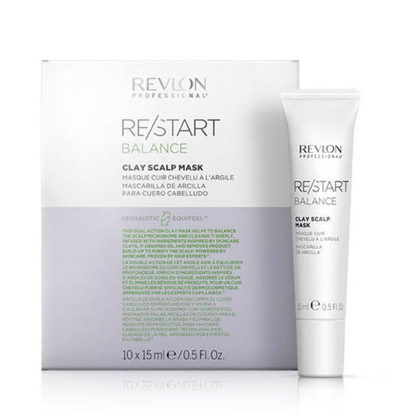 Revlon restart Balance clay scalp mask