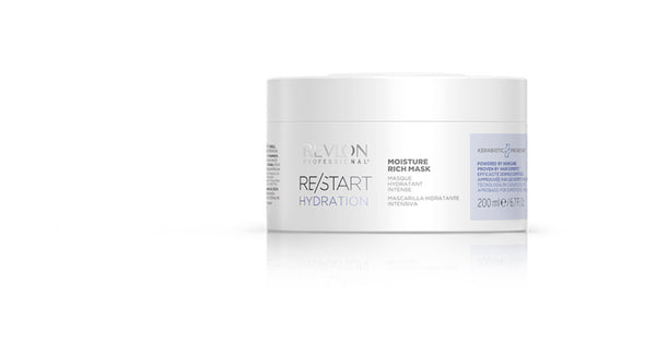Revlon restart hydration moisture Rich mask