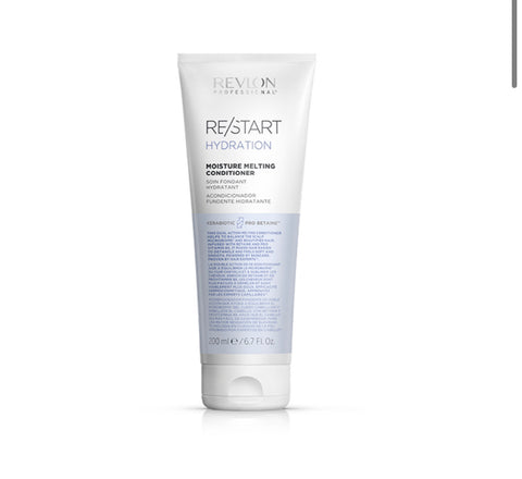 Revlon restart hydration melting conditioner