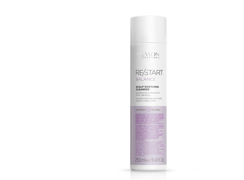 Revlon restart scalp soothing cleanser