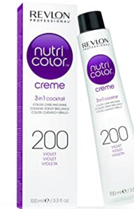 Revlon - Nutri Color 200 Burgundy Violet