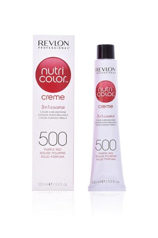 Revlon - Nutri Color 500 Purple Red