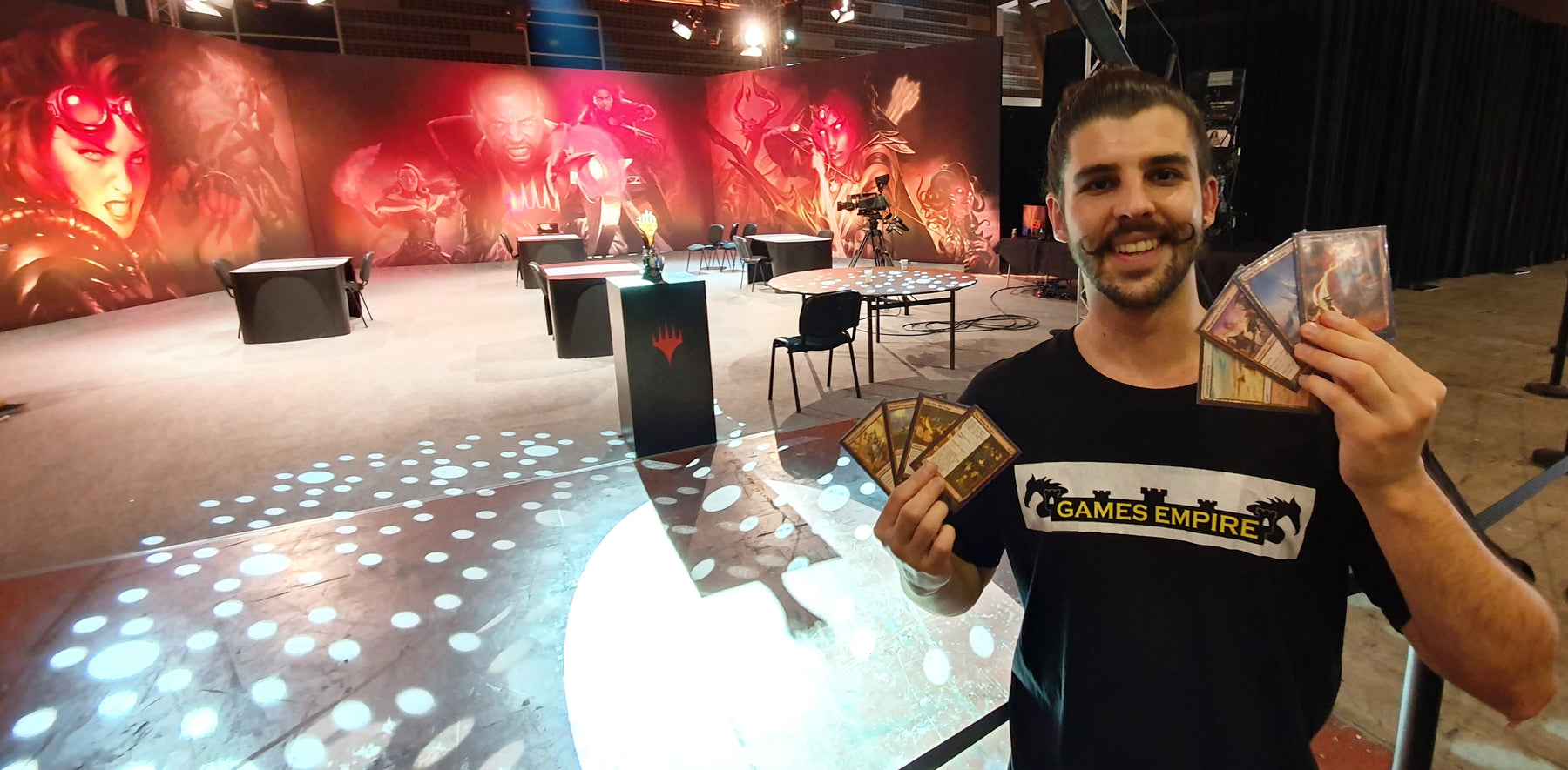 Our Chris Galea competes in Mythic Championship Barcelona 2019