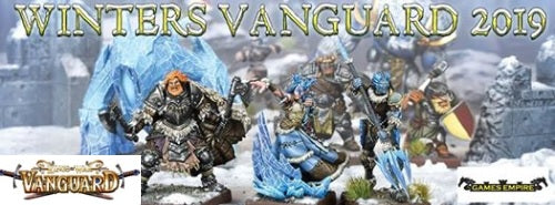 Games Empire Sponsors Inaugural Winters Vanguard tournament at Wintercon in Canberra