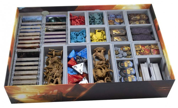 Folded Space Game Inserts Kemet