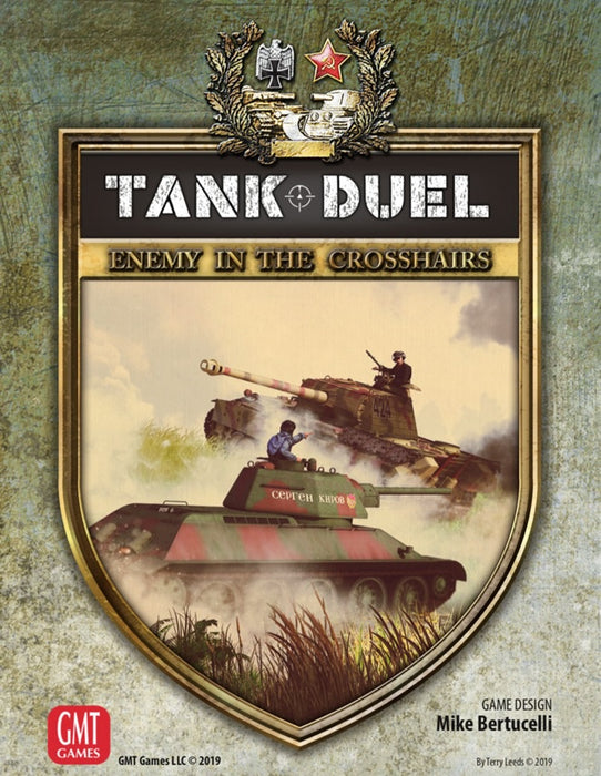 Tank Duel - Enemy in the Crosshairs