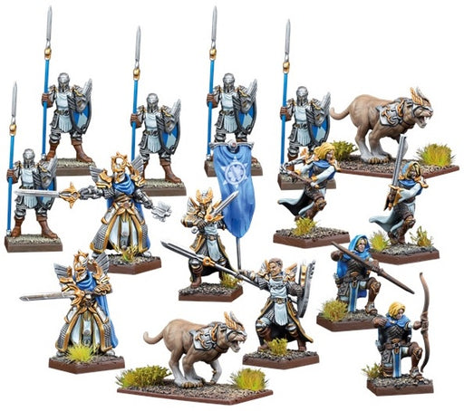 Kings of War Vanguard: Basilean Faction Starter
