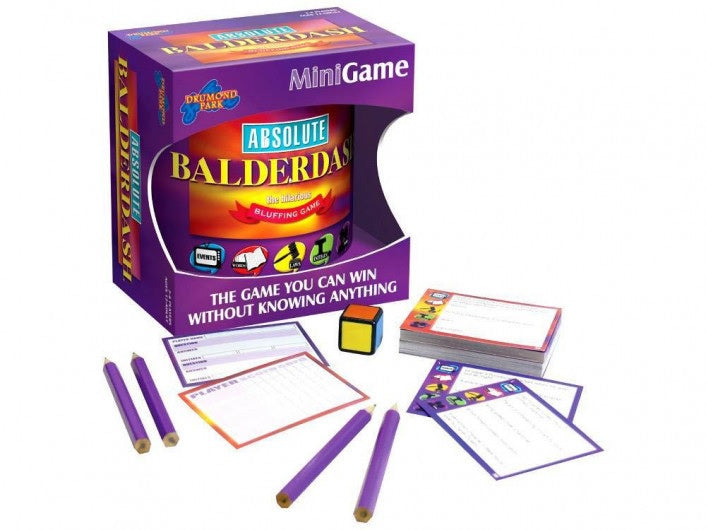 Mini Absolute Balderdash