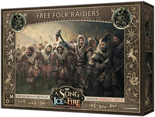 A Song of Ice and Fire TMG Free Folk Raiders