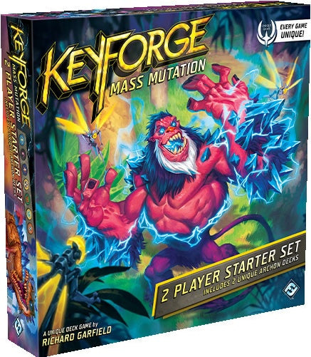 KeyForge Mass Mutation Two Player Starter Set