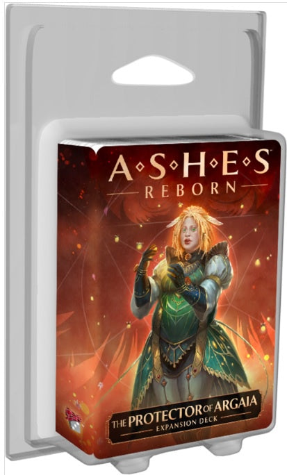 Ashes Reborn The Protector of Argaia Expansion Deck