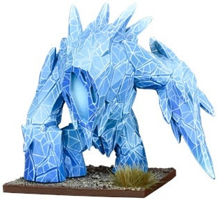 Kings of War Vanguard: Northern Alliance Support Pack: Ice Elemental