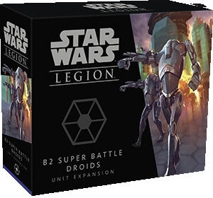Star Wars Legion B2 Super Battle Droids Unit Expansion Pre Order