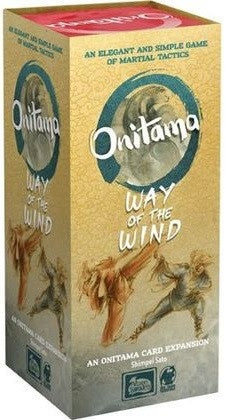 Onitama Way of the Wind Expansion Pre-Order