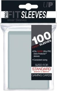 Ultra Pro Pro-Fit Standard Size Deck Protectors (100)