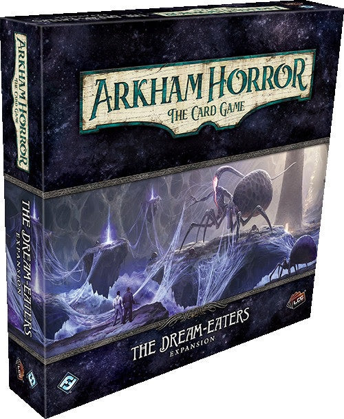 Arkham Horror LCG The Dream Eaters Expansion
