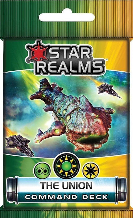 Star Realms Command Decks the Union