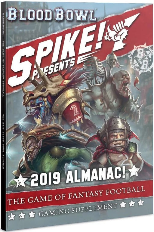 Blood Bowl The 2019 Blood Bowl Almanac